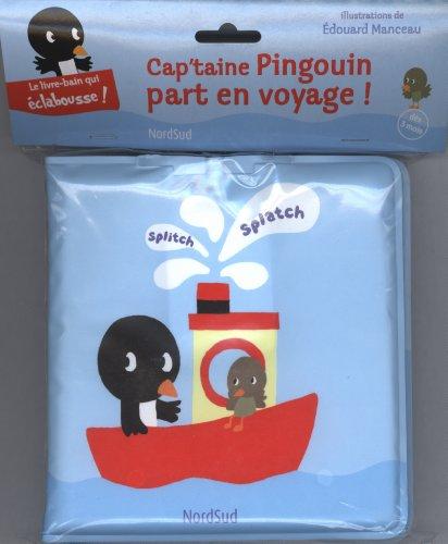 Capitaine Pingouin part en voyage !