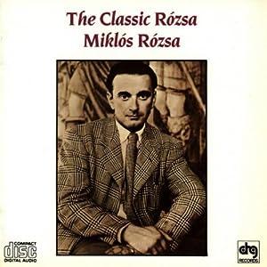 Miklos Rozsa -  Classic Film Music
