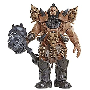 Warcraft 6 Blackhand Action Figure With Accessory by Warcraft 9