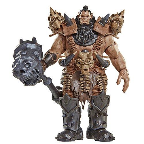 Figurine - Warcraft - Blackhand 15 cm [Importación francesa]
