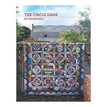 Der Kreis Spiel Quilt Muster von Jen Kingwell Designs -