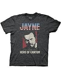 Firefly Jayne for Hero of Canton Heather T-Shirt