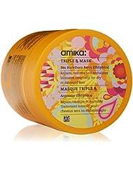Amika Masque Triple Rx pour Cheveux 500 ml