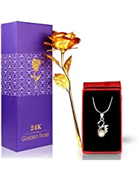 723df2bffac53 TiedRibbons Special Valentine s Day Gift For Girl Girlfriend Wife Women Her  Lover Combo Pack(Pendant