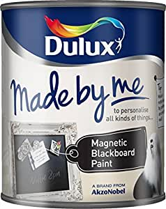 Dulux Made By Me Magnetic Blackboard Paint 750ml