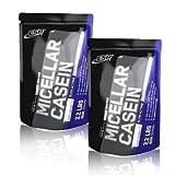 ESN Micellar Casein 2 x 1000g Beutel - Geschmack: Chocolate + Chocolate = 2 Kg