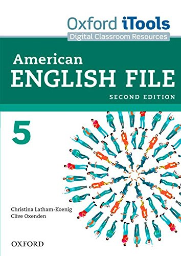 American English File 2nd Edition 5. iTools (American English File Second Edition)