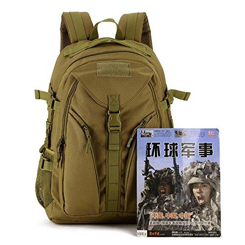 Protector Plus 40L Mountaintop Rucksack Wandern Rucksack Rucksack Trekking Tasche fit 15 Zoll Reisetaschen D