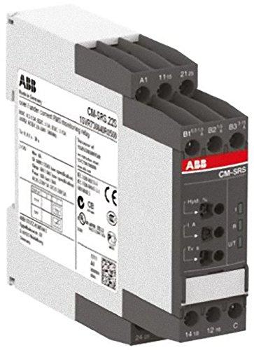 ABB-ENTRELEC CM-SRS 22S - RELE CONTROL CORRIENTE CM-SRS  22S 2 CON C TORNILLO