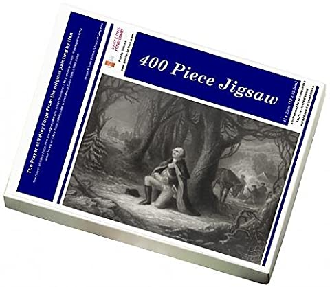 Photo Jigsaw Puzzle of The Prayer at Valley Forge From the original painting by Hen