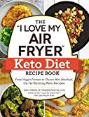 175 fast, easy, and delicious meals combining the hottest diet trend—the low-carb, high-fat keto diet—with the latest must-have kitchen appliance—the air fryer. While an appliance that promises a lower-fat cooking method like the air fryer may seem c...