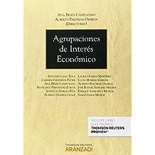 Agrupaciones de Interés Económico (Papel + e-book) (Monografía)
