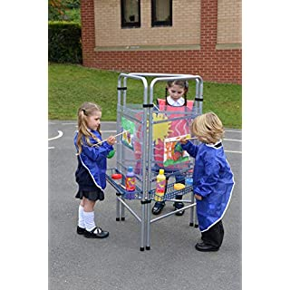 Childrens 3 Sided Paint Easel- A1237