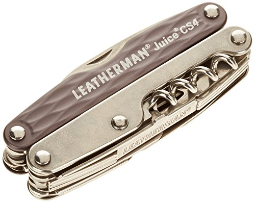 Leatherman CS4 – Multifunktionsmesser grau grau