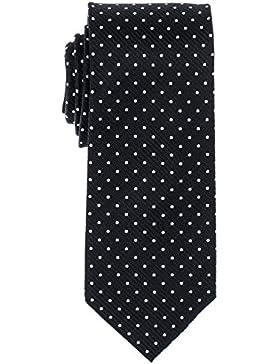 ETERNA Krawatte breit getupft getupft