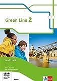 Green Line 2. Ausgabe Bayern: Workbook mit 2 Audio-CDs und Übungssoftware 6. Klasse (Green Line. Ausgabe für Bayern ab 2017) -