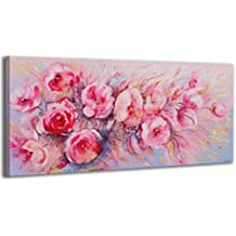 Quadri Con Fiori - YS-Art - Amazon.it