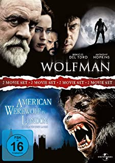Wolfman / American Werewolf in London [2 DVDs]