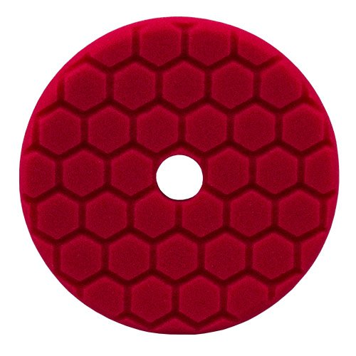 Chemical Guys 5,5 inch Rot Hex-Logic Quantum Finesse Finishing Polierpad -