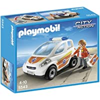 Playmobil 5543 -  Veicolo del Gurdiacoste