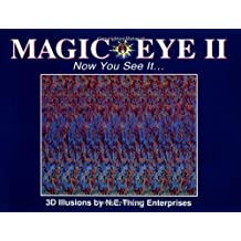 Magic Eye, Vol. 2 by Magic Eye Inc. (1994) Hardcover