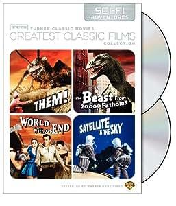 Tcm Greatest Classic Films: Sci-Fi Adventures [DVD] [Region 1] [US Import] [NTSC]