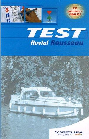 Test fluvial Rousseau par Codes Rousseau