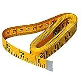 Hosaire Ruban à Mesurer Centimètres et pouces à échelle double Règle de...
