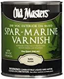 Old Masters 92304Spar Marino Barniz, satén