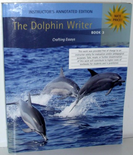 Dolphin Writer Iae Bk3 Essays