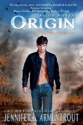 Origin (A Lux Novel Book 4) (English Edition)