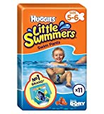 Baby Grow Huggies Little Swimmers Swim Pants 11Pc (5-6) (12-18Kg
