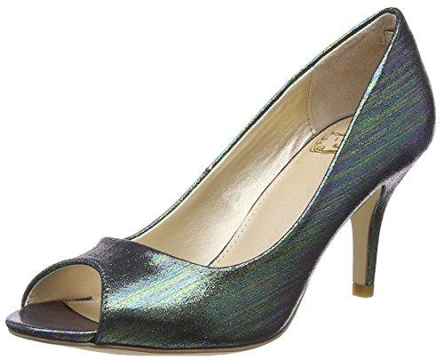 Lotus - Miriam, Scarpe col tacco Donna Blu (Blu (Petrol))