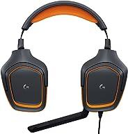 Logitech G231 Prodigy Gaming Headset Black