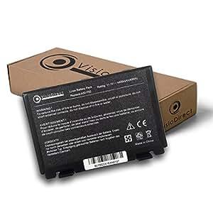 Visiodirect® Batterie pour ordinateur portable ASUS K70IO