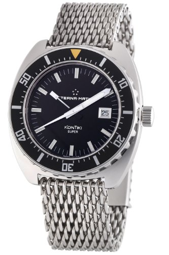 ETERNA SUPER KONTIKI LIMITED EDITION 1973 HERREN-ARMBANDUHR 1973-41-41-1230 (Luxus-uhren, Limited Edition)
