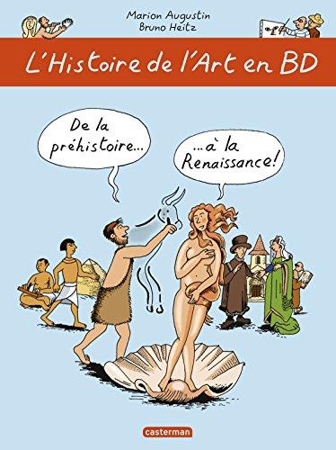 L'histoire de l'art en BD : Tome 1