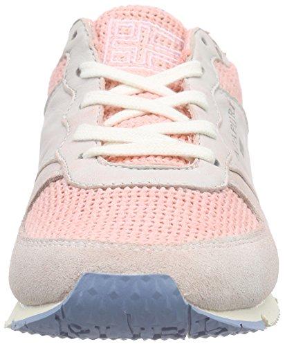Napapijri Marit, Baskets Basses femme Rose - Pink (peach whip N59)