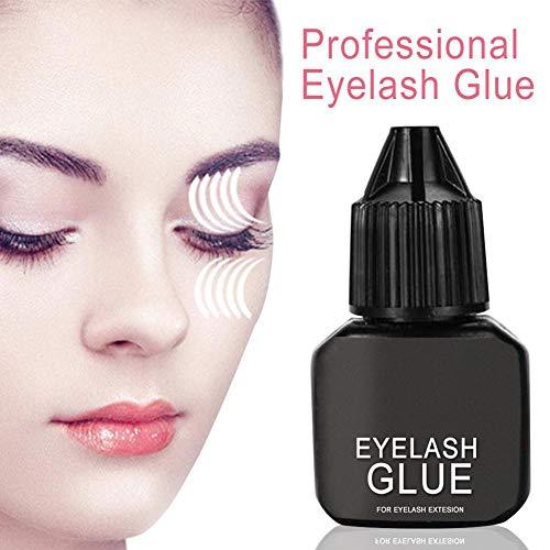 d44a10441b9 ZABB Eyelash Extension Glue Adhesive Stacy Lash 5ML 2 Sec Drying Retention  7 Weeks.