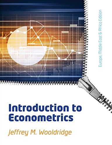 Introduction to Econometrics Cover Image