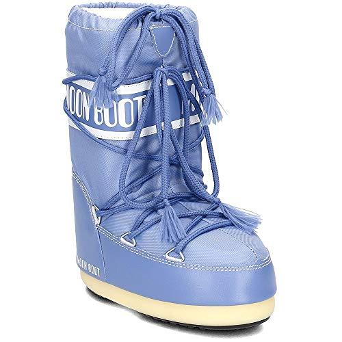 (Moon Boot Nylon stone wash 078 Unisex 27-30 EU Schneestiefel)