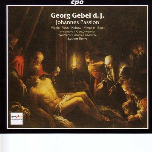 Johannes Passion: Part IV: Aria: Die Weisheit kennt die Zeit zu reden (Tenor) -