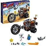 LEGO Movie 2 - Le Tricycle Motorisé En Métal De Barbe d'Acier - 70834