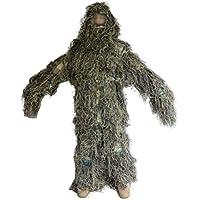 VORCOOL Ropa de la caza del camuflaje del bosque del arbolado para tirar el cosplay de Paintball