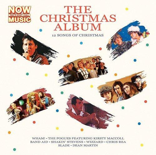 Now The Christmas Album [VINYL]