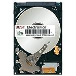 500GB Festplatte für HP-COMPAQ Pavilion HDX9130eg auch passend für ...