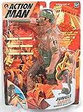 Hasbro Jungle Dart ActionMan Figura 1999