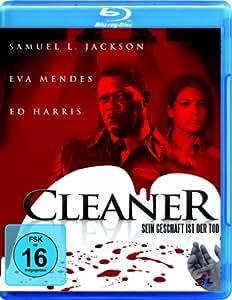 Cleaner - Sein Geschäft ist der Tod [Blu-ray]