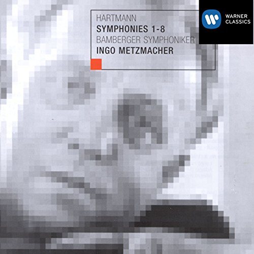Hartmann: Sinfonien Nr.1-8 · 1.-3.CD