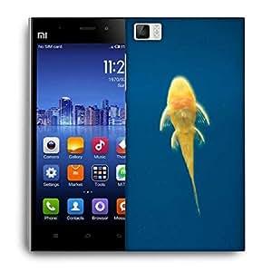 Snoogg Armenia Fish Designer Protective Back Case Cover For Xiaomi Mi 3